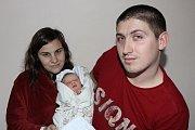 Prvorozená Eliška Svobodová vykoukla na svět 7. ledna 2016 ve 2 hodiny a 42 minut smírami 51 centimetrů a 3205 gramů. Manželé Aneta a Zdeněk Svobodovi zLipna nad Vltavou byli u porodu společně.