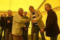 HC Slavoj Český Krumlov slavil 80 let.
