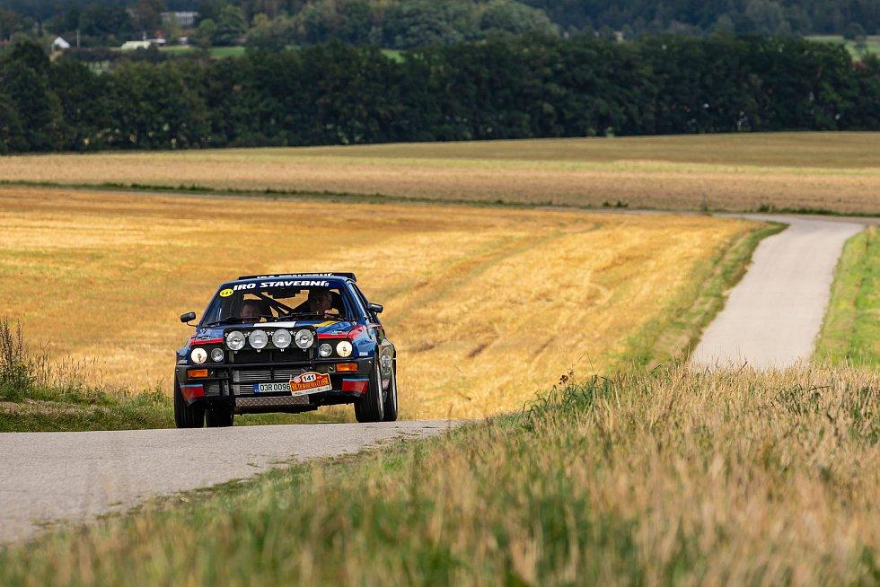 O rok odložený 48. ročník Rallye Český Krumlov je naplánovaný na 21. a 22. května.