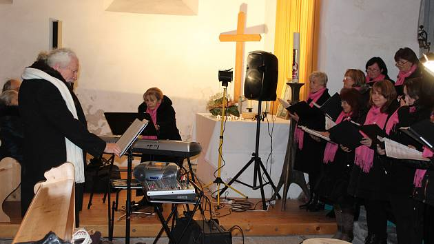 Koncert ke Dni vojenských veteránů si můžete v sobotu poslechnout v kostele v Polné na Šumavě.