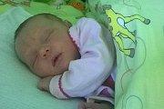 Lucinka Roháčkováse narodila 22. srpna 2016 ve 2:35 hodin smírami 58 centimetrů a 3335 gramů partnerům Kateřině Pánkové a Miroslavu Roháčkovi. Na holčičku už doma ve Větřní čekala její čtyřletá sestřička Adélka.