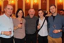 Návštěvníci i vinaři si Zámeckou slavnost vína pochvalovali.