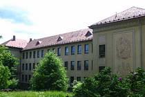 Základní škola ve Větřní.