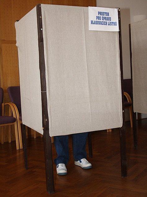 Volby do krajských zastupitelstev na Českokrumlovsku.