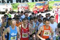 V neděli 14. června se běžel tradiční Běh na Kleť už po dvacáté.