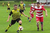 V úvodním utkání v rámci přípravy na nový ročník soutěží fotbalisté Kaplice prohráli ve Lhenicích 1:2.