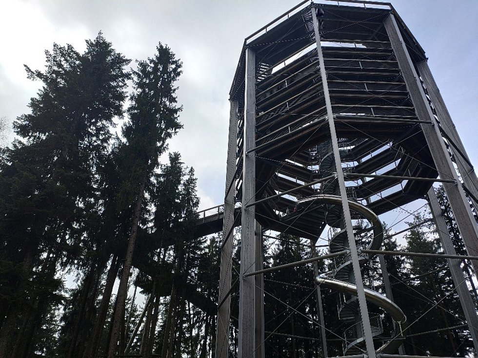 Lipenské Království lesa zahájilo sezonu.