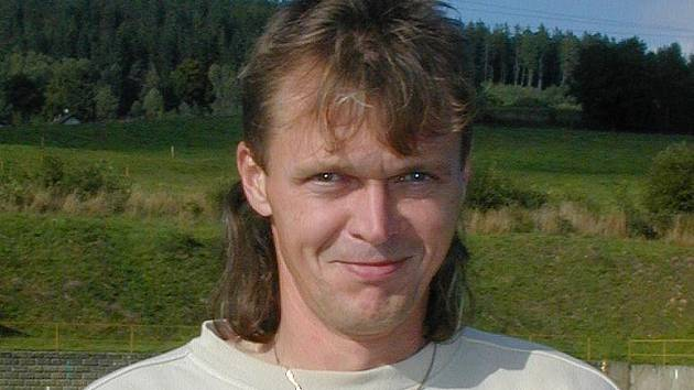 Podzimní fotbalový expert Českokrumlovského deníku Miroslav Schönkypl.