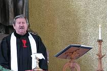 Farář Lubomír Braný