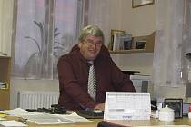 Starosta Holubova Jaroslav Franěk zemřel v sobotu 18. února po dlouhé a těžké nemoci
