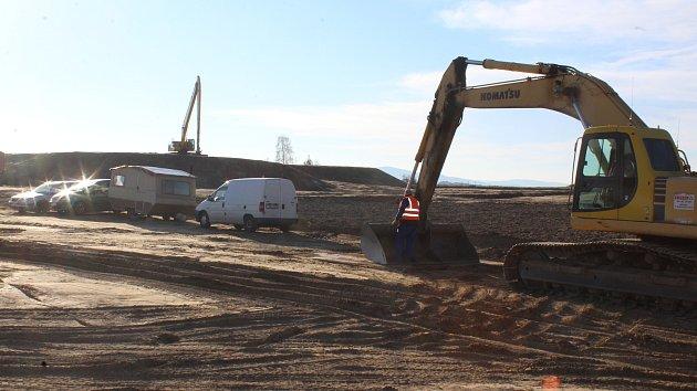 Stavba dálnice D3 vtrhla do českokrumlovského regionu