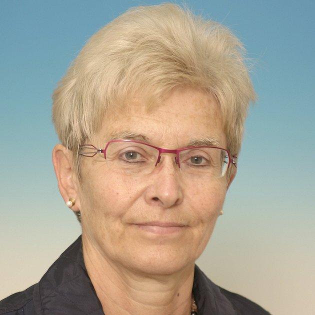 Pavla Opekarová, KDU-ČSL, 63let, farmaceutická asistentka