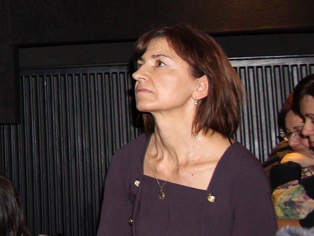 Od čtvrtka na post ředitelky Gymnázia, Střední odborné školy ekonomické a Středního odborného učiliště v Kaplici nastoupila Zdeňka Lovčí.