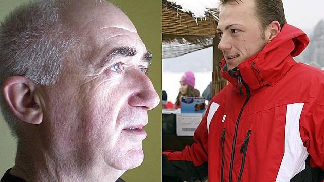 Jan Bittner se ptá Miroslava Krotkého.