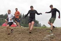 Historicky první ročník českého závodu ARMY RUN, při kterém si můžete otestovat své tělesné limity, se konal 23. srpna 2014 v Černé v Pošumaví.
