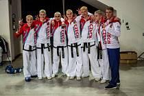 Velešínští reprezentanti na Mistrovství Evropy 2019 v italském Rimini.