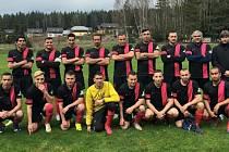 FC Romo Český Krumlov.