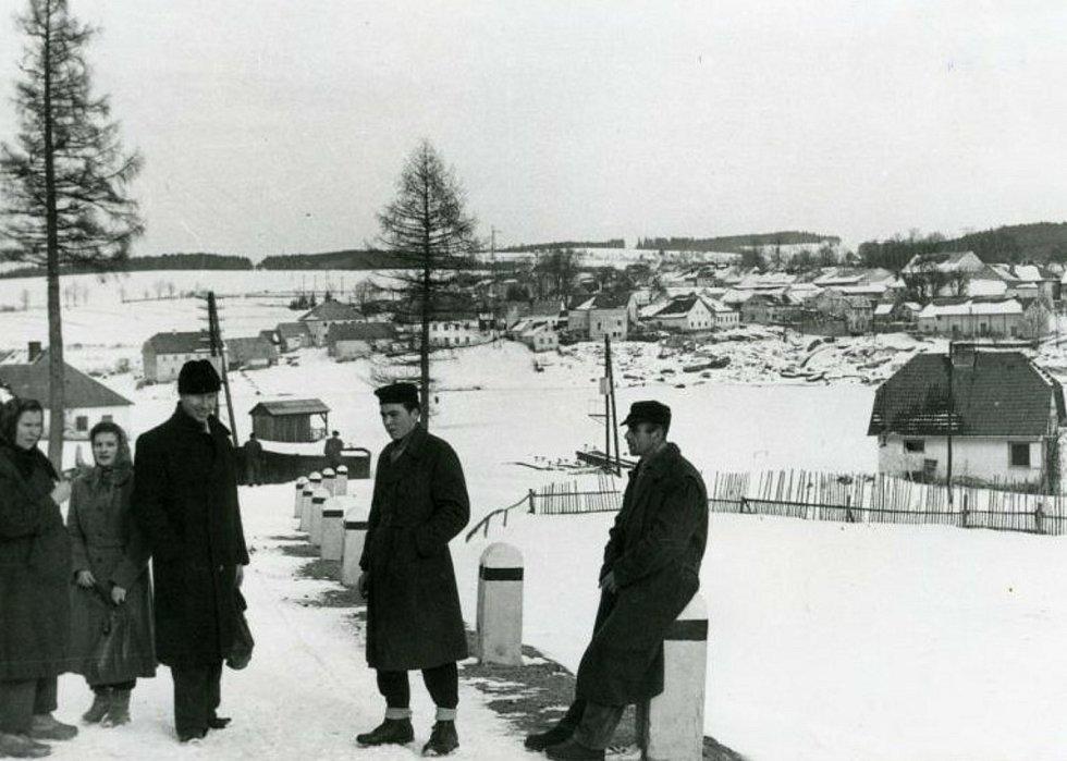 Frýdava v roce 1948.