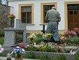 Hřbitov v Přídolí.