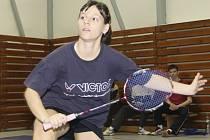 V juniorském věku patřila Zdeňka Švédová (z domácích kurtů v roce 2010) k oporám krumlovského dorostu.