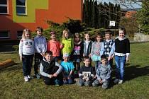 Z předškoláků z Chvalšin už jsou hrdí absolventi zápisu do základní školy. Ve středu budou mít v tištěném vydání své první tablo.