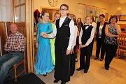 Setkání seniorů ve Chmelné.