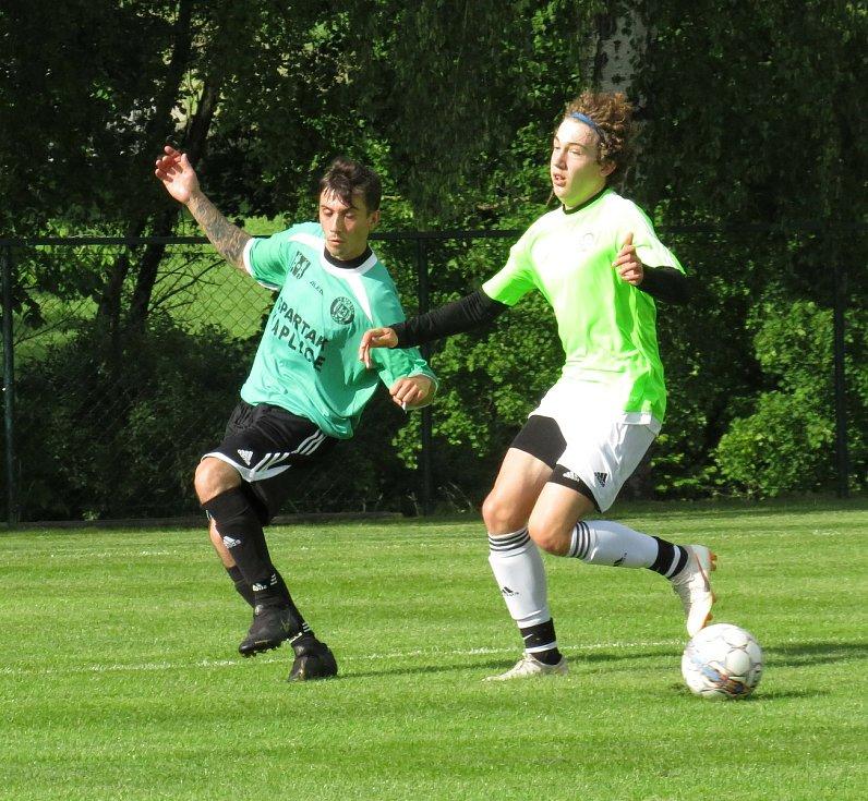 Zahrají si fotbalisté na Českokrumlovsku o body ještě v této sezoně?