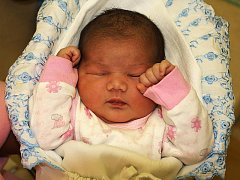 Anabella Contrerasová se narodila 30. června 2011 pět minut po 13. hodině. Porodní míra miminka rodičů Marie Contrerasové a Davida Hartmanna z Větřní byla 50 centimetrů a váha 3535 gramů. Doma na holčičku čekali sourozenci Marie (11 let) a Leon (10).