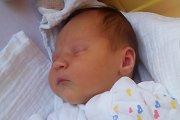 Kristýnka Jeníčková, potomek Lucie Jeníčkové a Jana Procházky zČeského Krumlova, spatřila světlo světa 18. března 2016 v5:30 smírami 52 centimetrů a 3485 gramů.