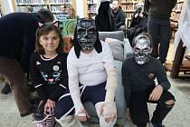 Book!con se konal v českokrumlovské Městské knihovně.