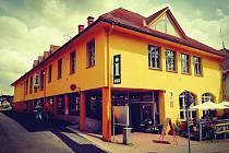 Kulturní a informační centrum v Horní Plané.