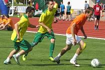 Devatenáctý ročník mezinárodního Qanto Cupu ve Svitavách.