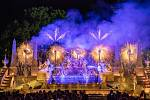 Na 23 koncertů přišlo 21 200 návštěvníků. Zahajovací koncert.