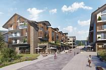 V Lipně nad Vltavou zahájil developer výstavbu ambiciózního a ve střední Evropě ojedinělého projektu MOLO Lipno Resort. Jde o investici přesahující 1,7 miliardy korun na pozemku o rozloze 24 tisíc metrů čtverečních.