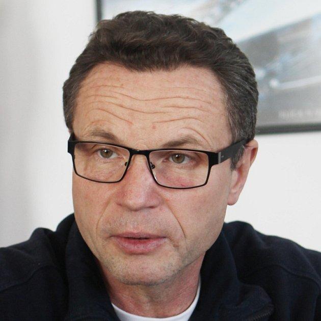 Zdeněk Zídek, starosta Lipna nad Vltavou