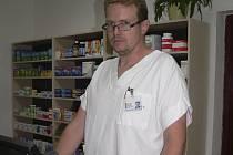 Nemocniční lékárna již funguje také ve Frymburku.