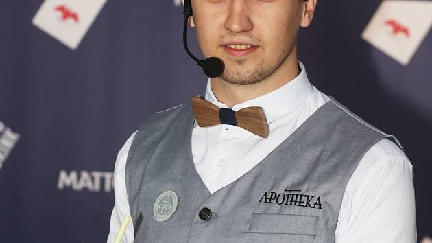 JAN LUKAS. Druhý na mistrovství světa.