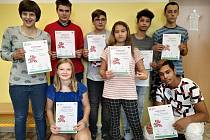 Základní škola, Český Krumlov, Kaplická 151 se zúčastnila celostátní akce T-Mobile Olympijský běh.
