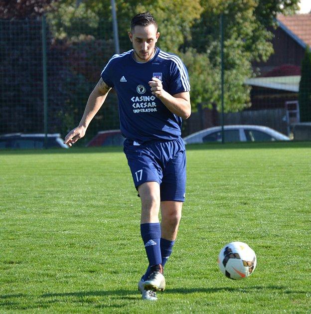 Nejlepší střelec okresního přeboru – Stanislav Přívratský z Dolního Dvořiště – dal na půdě béčka Frymburku vítězný gól a v sezoně se trefil už osmnáctkrát.