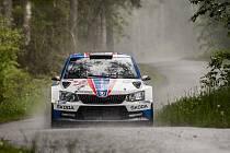 Jan Kopecký je vítězem uplynulých pěti ročníků Rallye Český Krumlov.