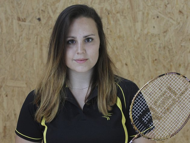 Do elitní desítky žebříčků kategorie starších juniorů do devatenácti let se v prestižní dvouhře v minulé sezoně nejvýše probojovala Sabina Milová z SK Badminton Český Krumlov (3. místo).
