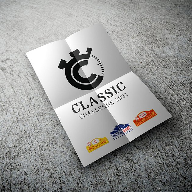 Logo Classic Challenge.