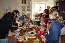 V Klášterech si s dětmi můžete užít klášterní hru.