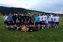 Frymburské slavnosti byly i letos plné fotbalu.