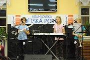 Jihočeské kolo Dětské porty, které se konalo v Domě dětí a mládeže v Českém Krumlově, zná své vítěze, kteří postupují do celostátního finále.