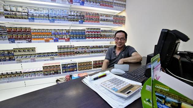 Ve Vyšším Brodě žije 12% Vietnamců.