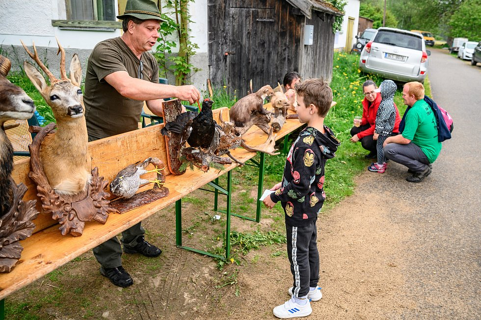 Dětský den v Přední Výtoni.