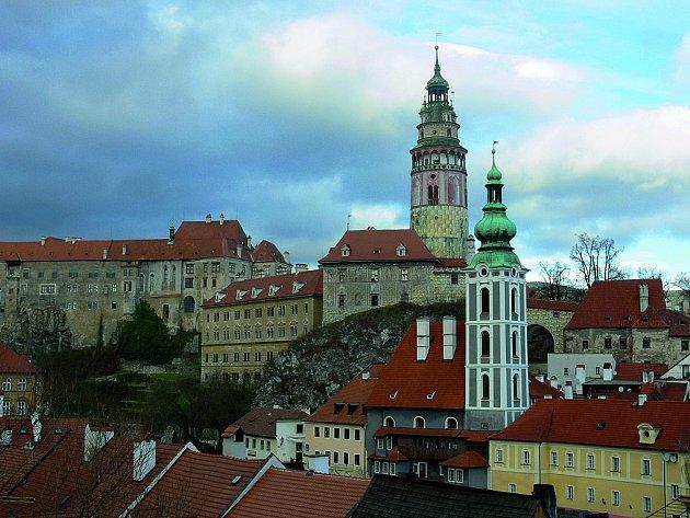 Český Krumlov - ilustrační snímek.