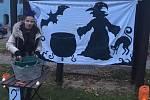 Halloween v Horní Plané.