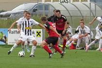 Fotbalová příprava: Sportunion Reichenau - Spartak Kaplice 3:3 (1:1).